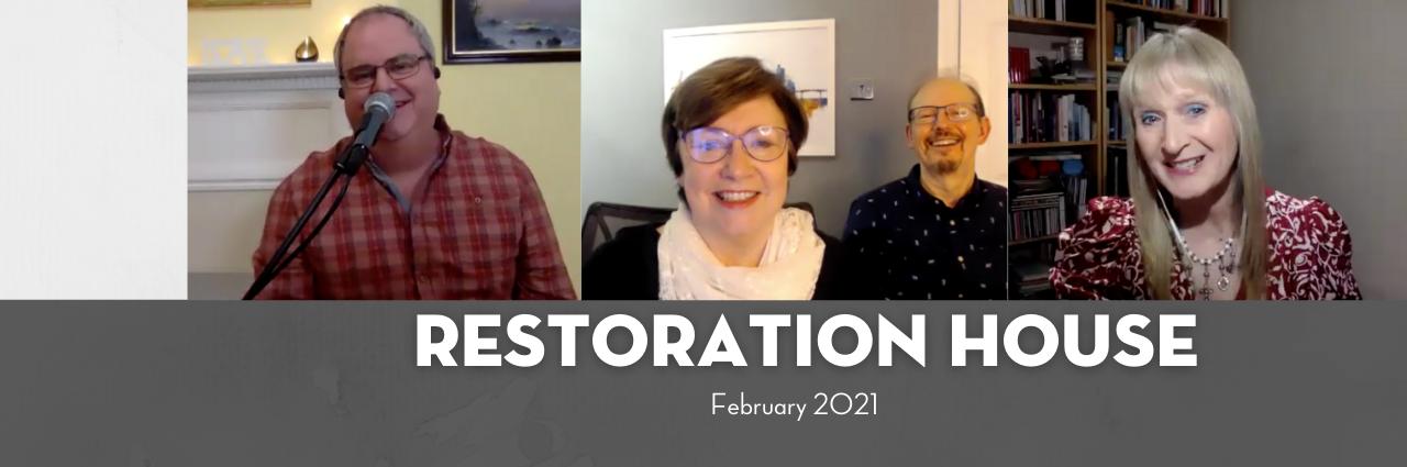 Restoration House v5 Feb 2021